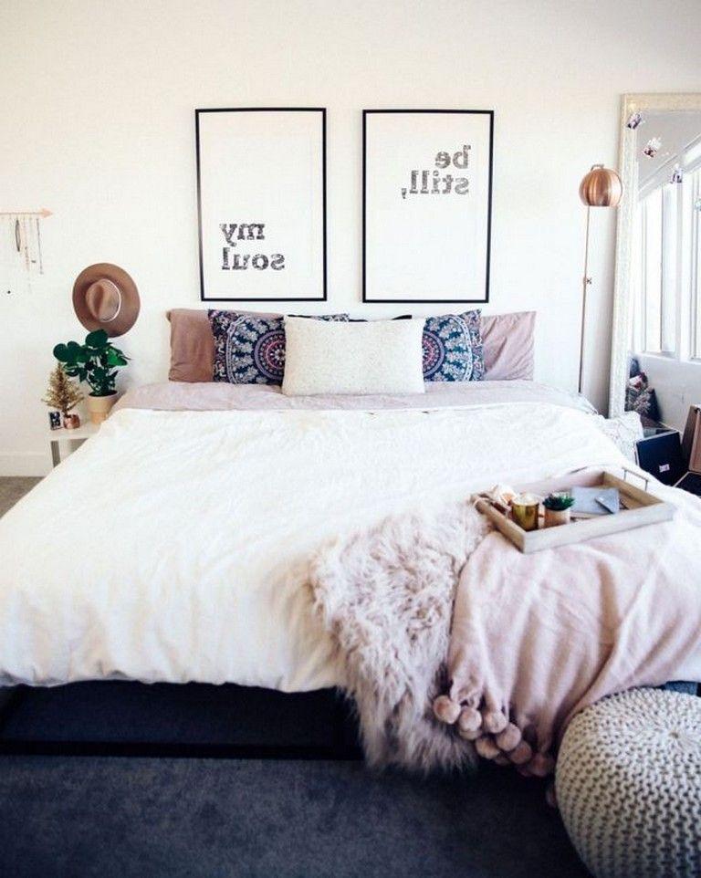 45 Simple Master Bedroom Decorating Ideas Bedroom Decor Remodel Bedroom Master Bedrooms Decor