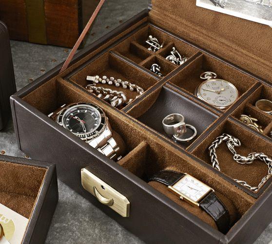 33++ Pottery barn mens jewelry box information