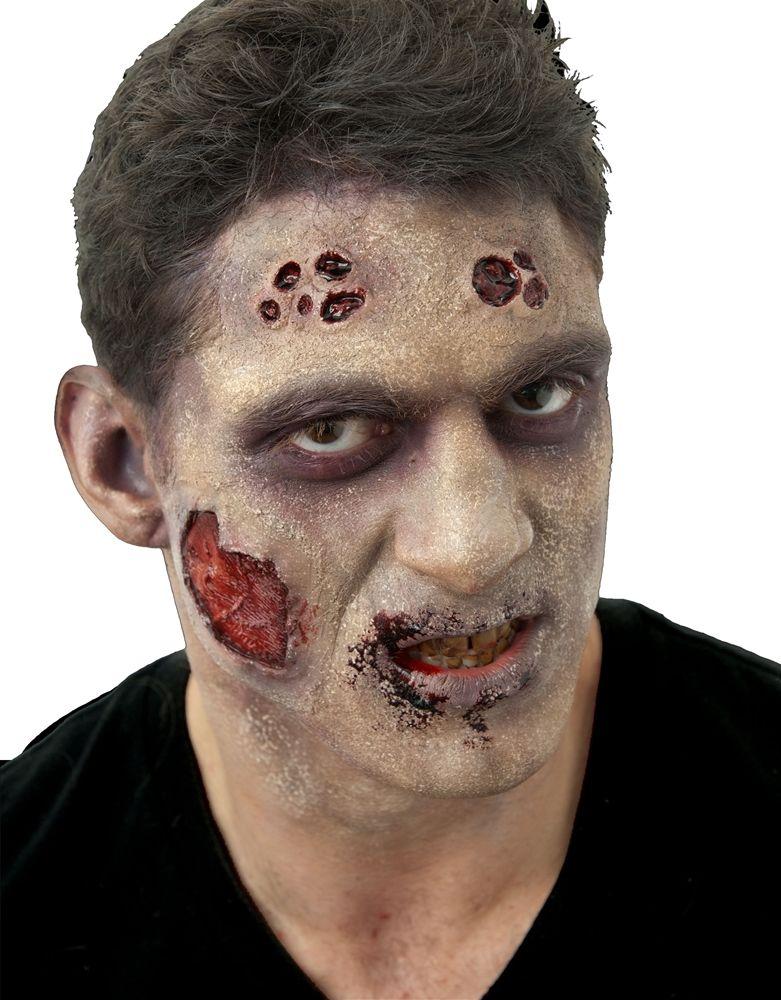 Deluxe Zombie Man FX Makeup Kit Man, Zombie, Deluxe,