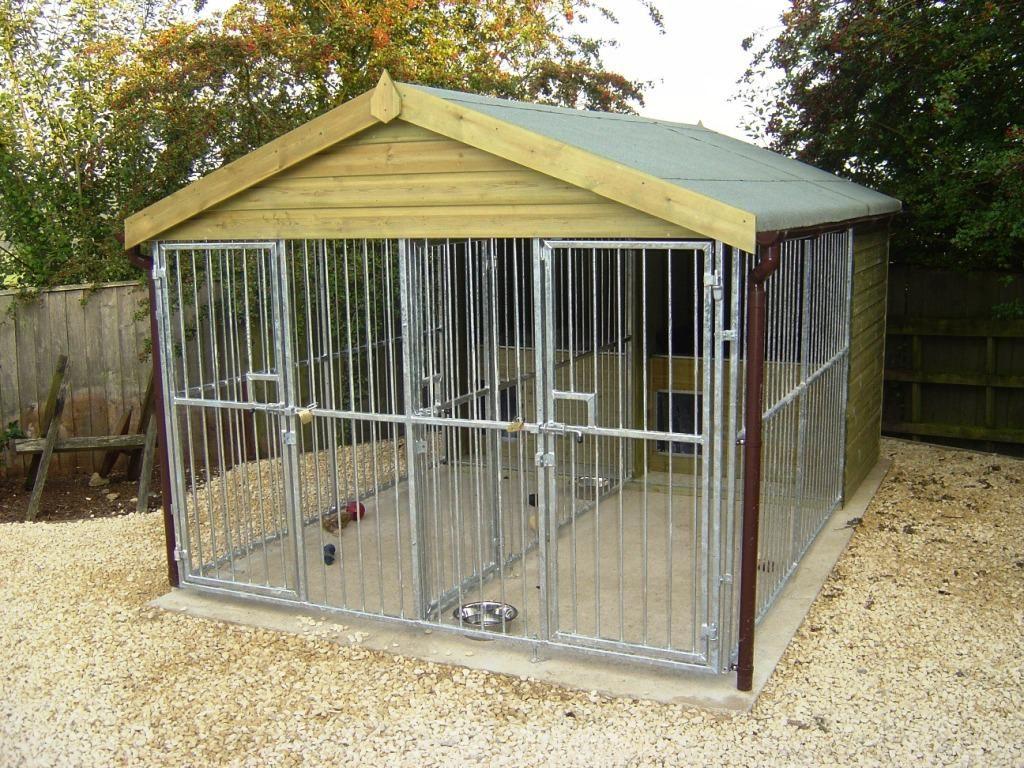 Dog Kennel Roof Dog Kennel Outdoor Outdoor Dog Runs Outdoor dog kennel roof ideas