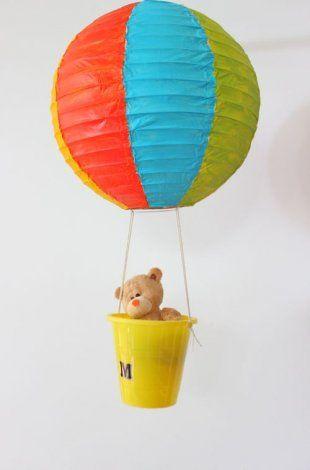 globos de papel para decorar fiestas