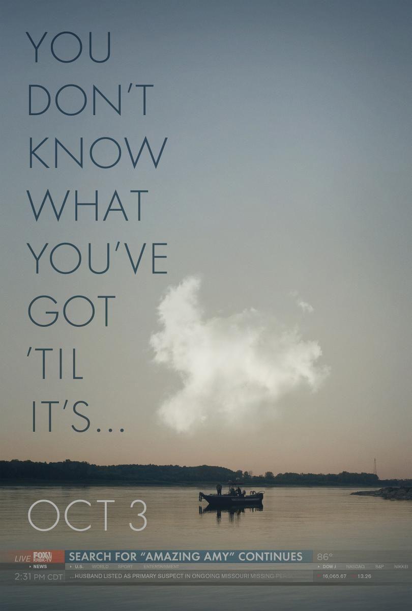 Primer tráiler de Perdida, lo nuevo de David Fincher con Ben Affleck