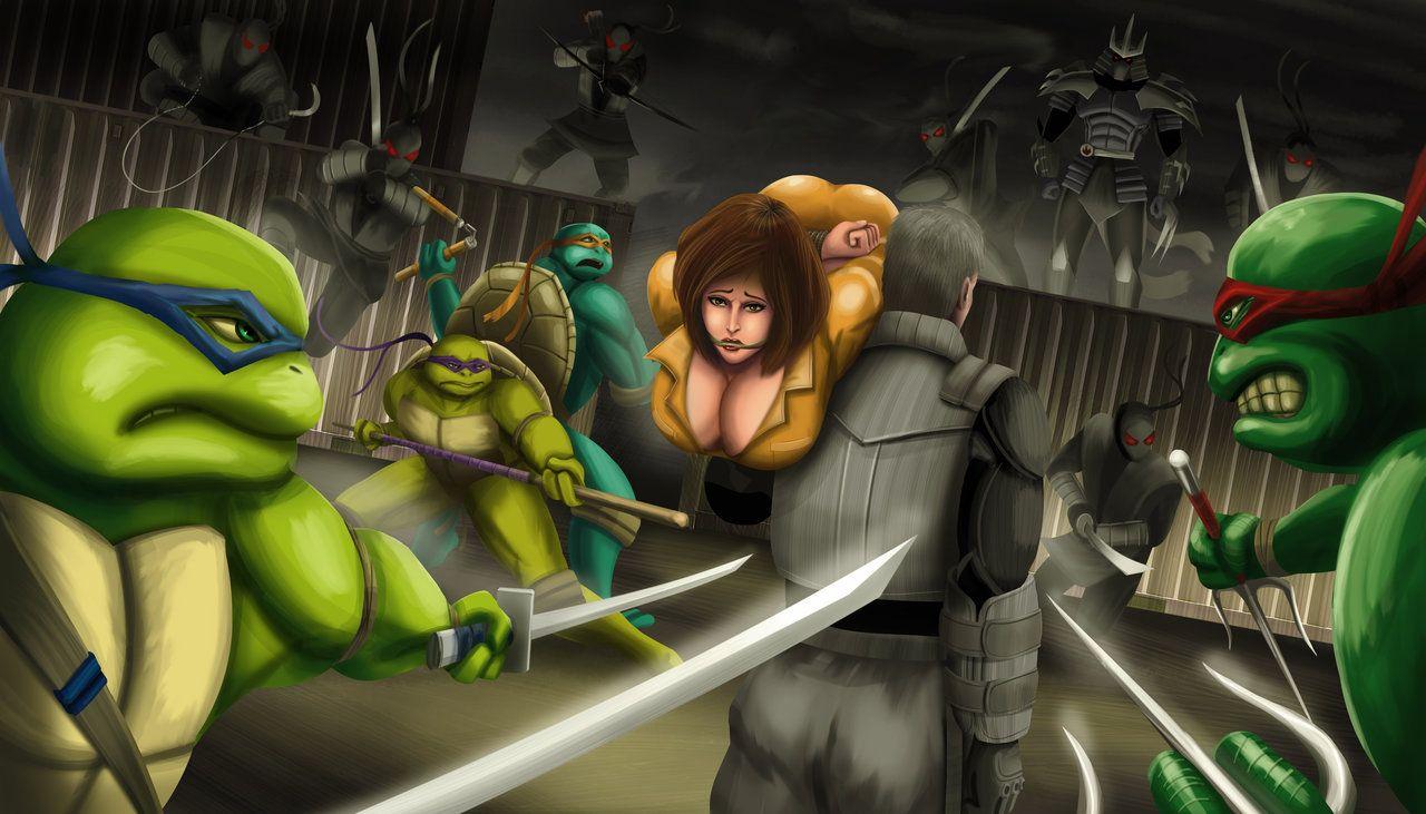 Activision teenage mutant ninja turtles