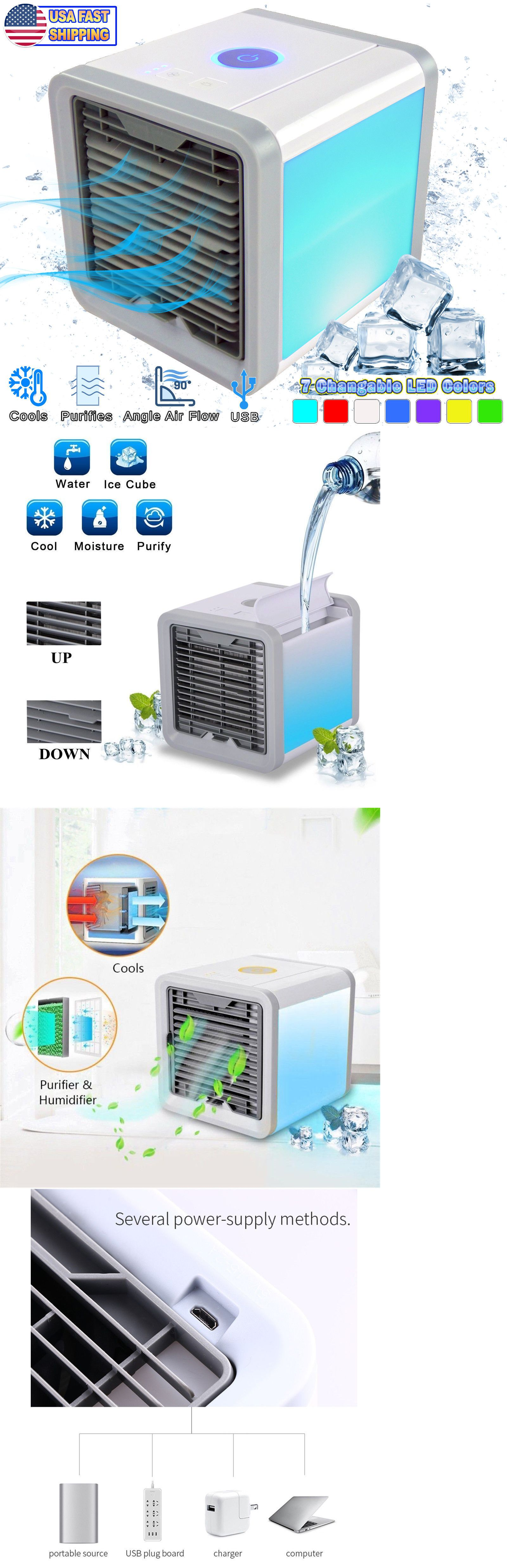 Air Conditioners and Heaters 185107 Personal Air