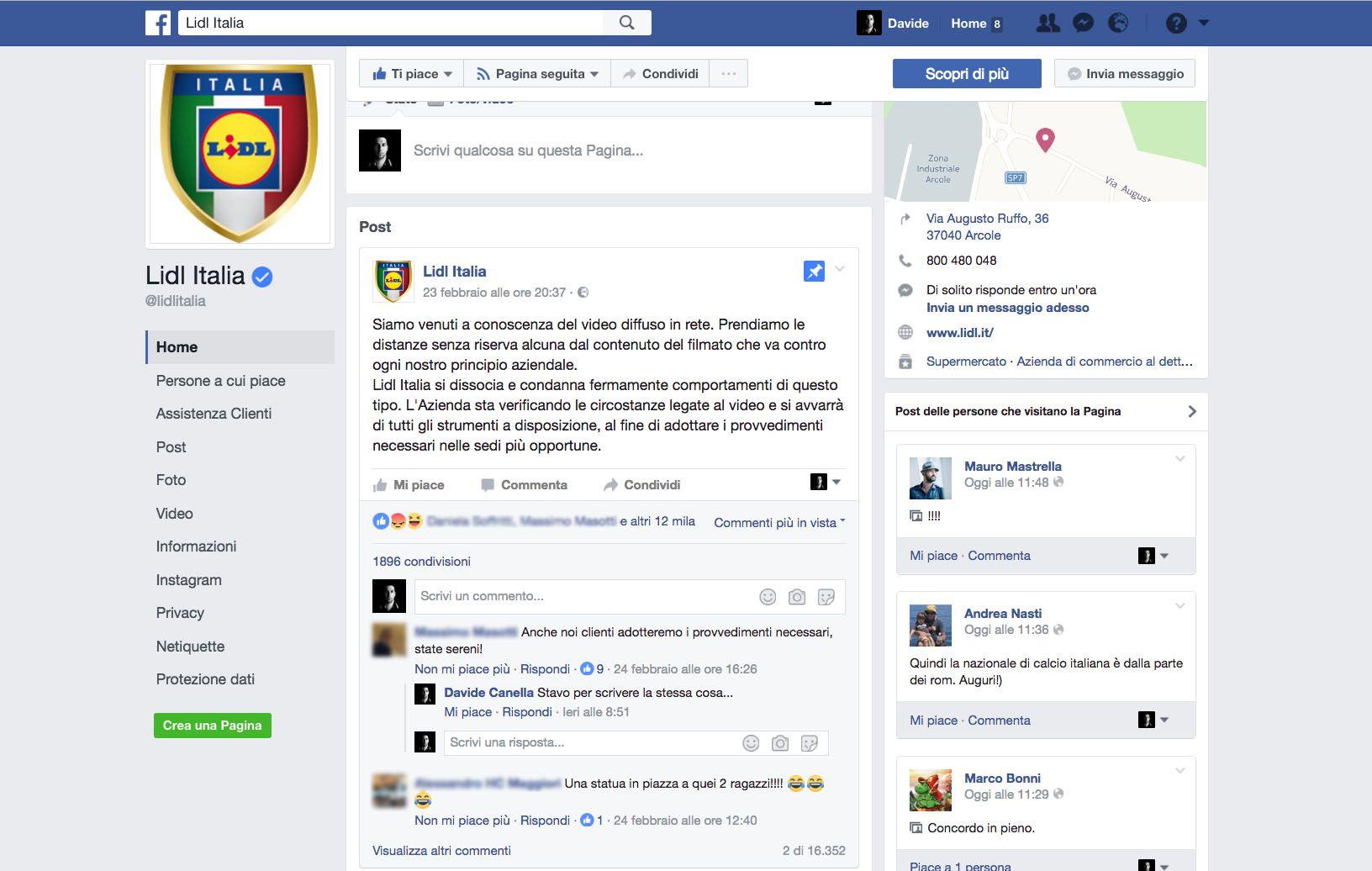 Crisis Management Gli Errori Di Comunicazione Di Lidl Italia Sul