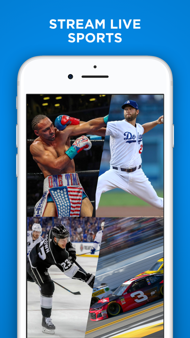 FOX NOW Watch TV & Sports App Data & Review