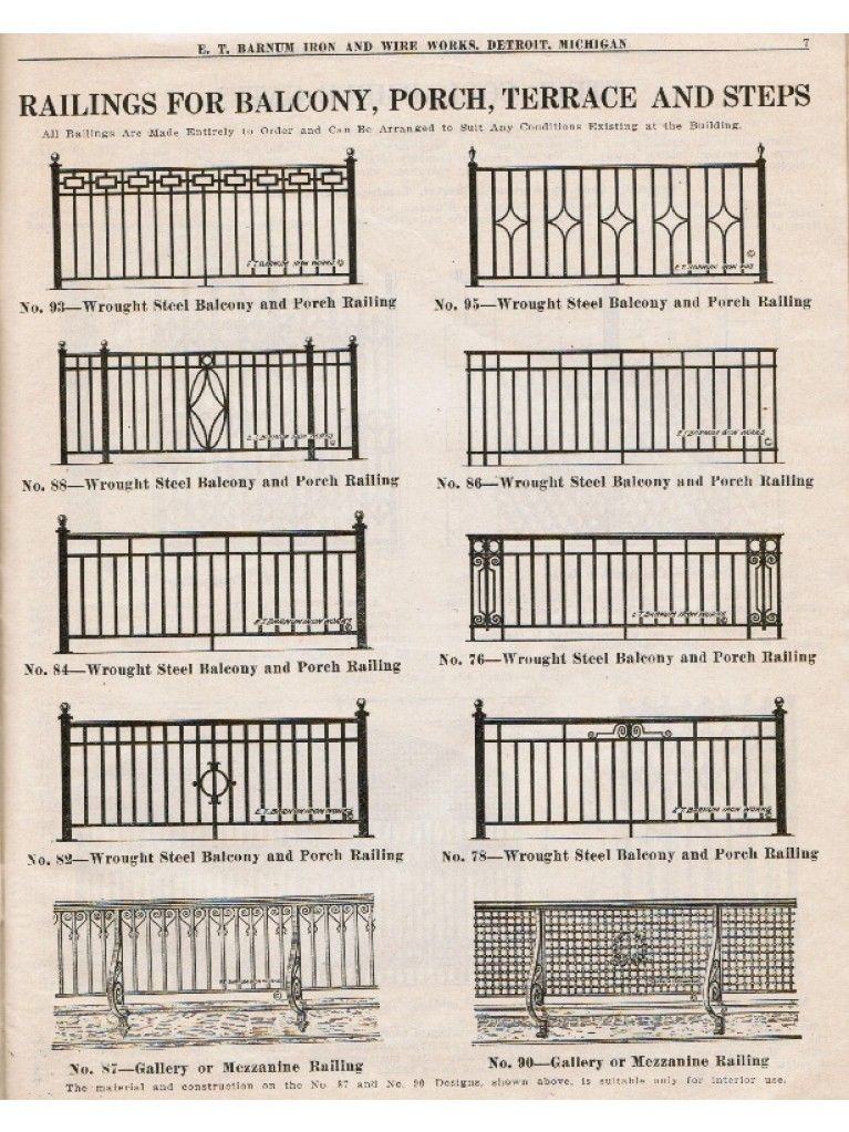 Original C 1929 E T Barnum Iron Wire Works Softbound No 750 Hardware Catalog Featuring Iron Fencing Window Guards Fire Escapes And Other Iron Ornament Iron Stair Railing Wrought Iron