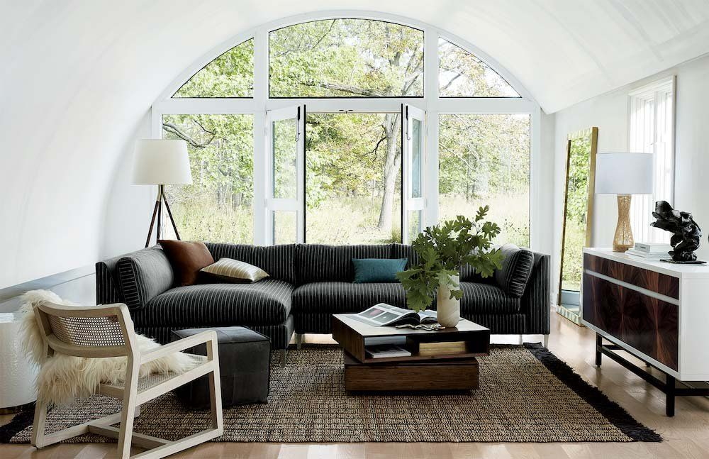 Modern Living Room Design Decor Ideas Cb2 Contemporary