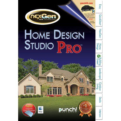 Punch Home Landscape Design Studio Pro For Mac V2 Download Design Studio Make Design House Design