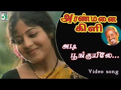 Tamil Movie Song Aranmanai Kili Adi Poonguyile - YouTube