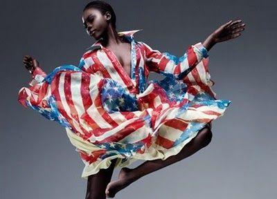 Designer Catherine Malandrino Flag Dress American Flag Dress All American Girl