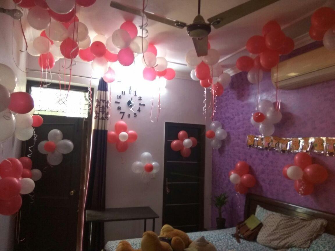 1000 Birthday Room Decoration Ideas Surprise Birthday