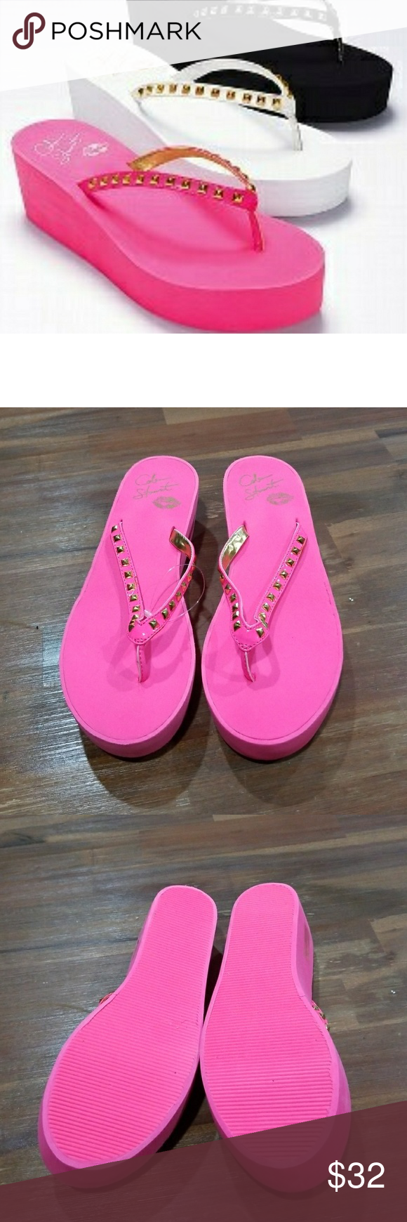 65a0f5ba62251 Victoria s Secret Colin Stuart Gold stud Hot Pink8 BY Colin Stuart these  are created for Victoria Secret