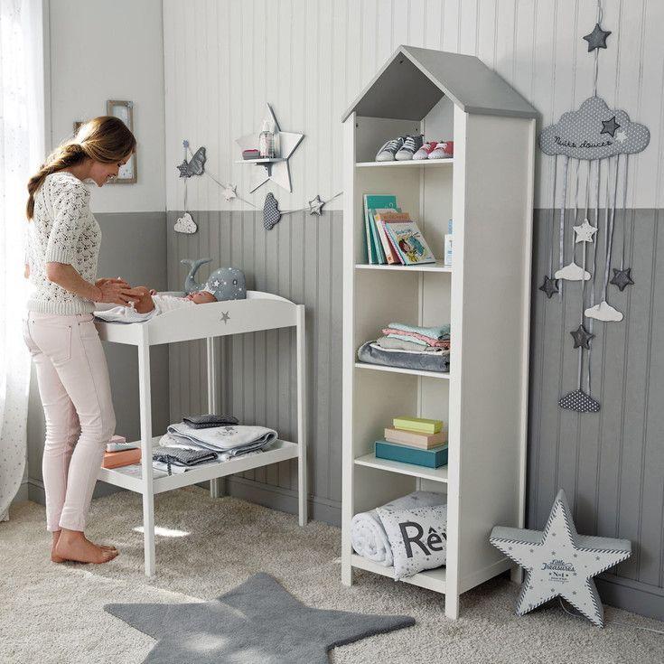 Baby Room Decoration // Nursery // Maisons du Monde | A faire ...