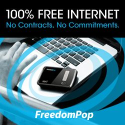 Freedompop 100 Free Mobile Phone Internet Service Coupon Code