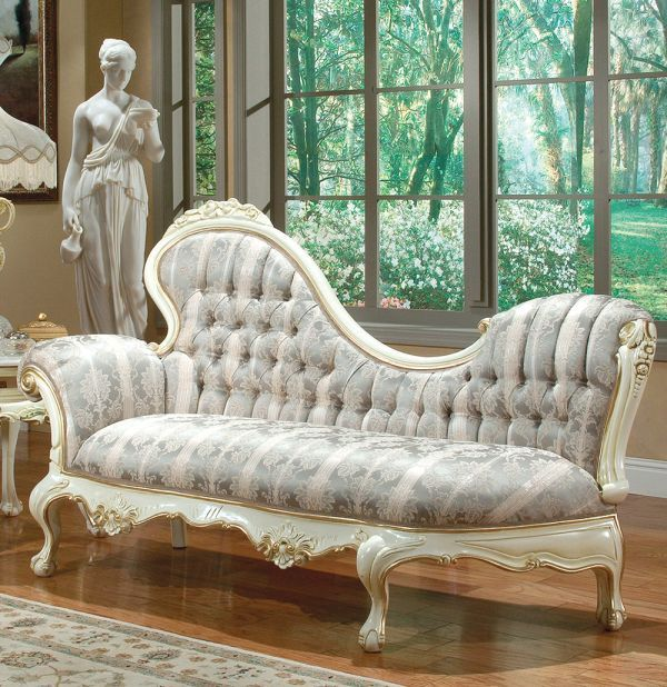 Victorian & French Furniture Reproductions 654 A Lounge They