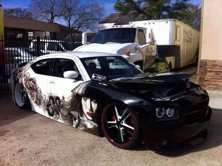 Modification Credits World Car Tuning Extreme Modified Cars S