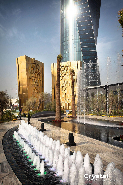 Constitution Garden In Kuwait Kuwait City Kuwait National Day Richest In The World