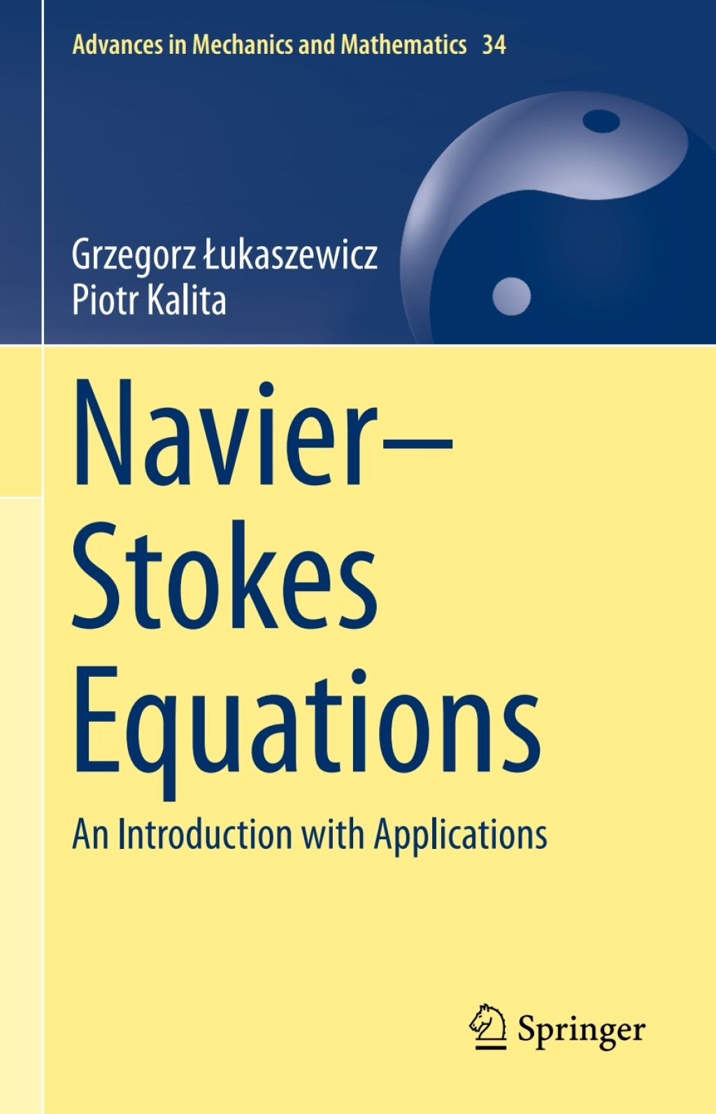 Navier–Stokes Equations | 9783319277585, 978331927