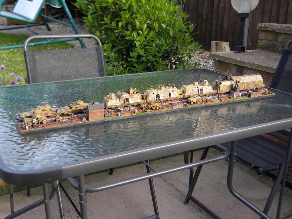 Armorama :: 1 72 german armoured train | Models & Dioramas