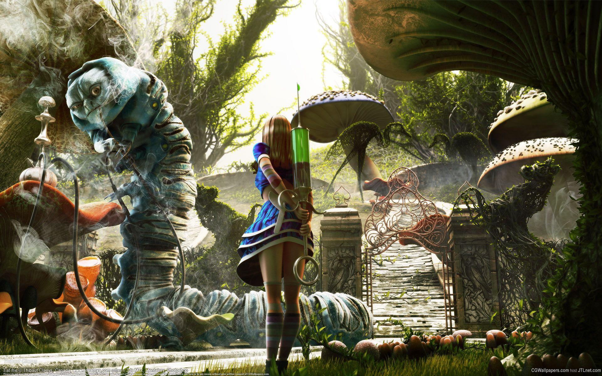 Sexy Alice In Wonderland Free alice in wonderland