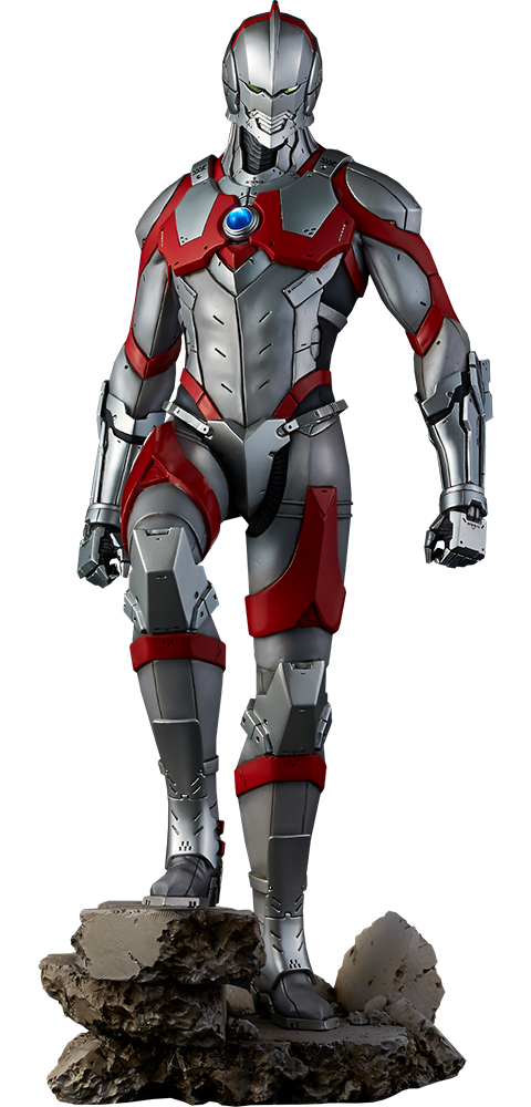 ultraman statue action figures hot toys statue sideshow collectibles
