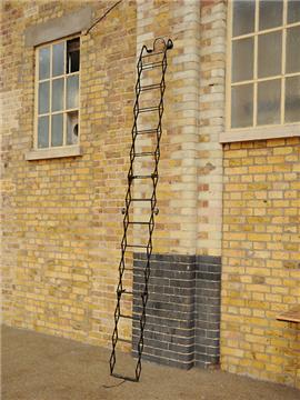 Best Concertina Ladder Fire Escape Ladder To Heaven 640 x 480