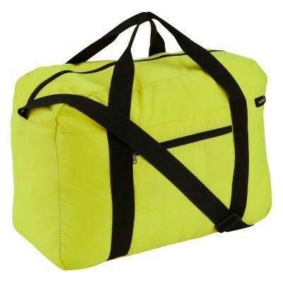 3983afd4dd Borsa pieghevole NewFeel 35L Decathlon Giallo Limone, Borsa Neon, Unisex,  Ebay, Zaini
