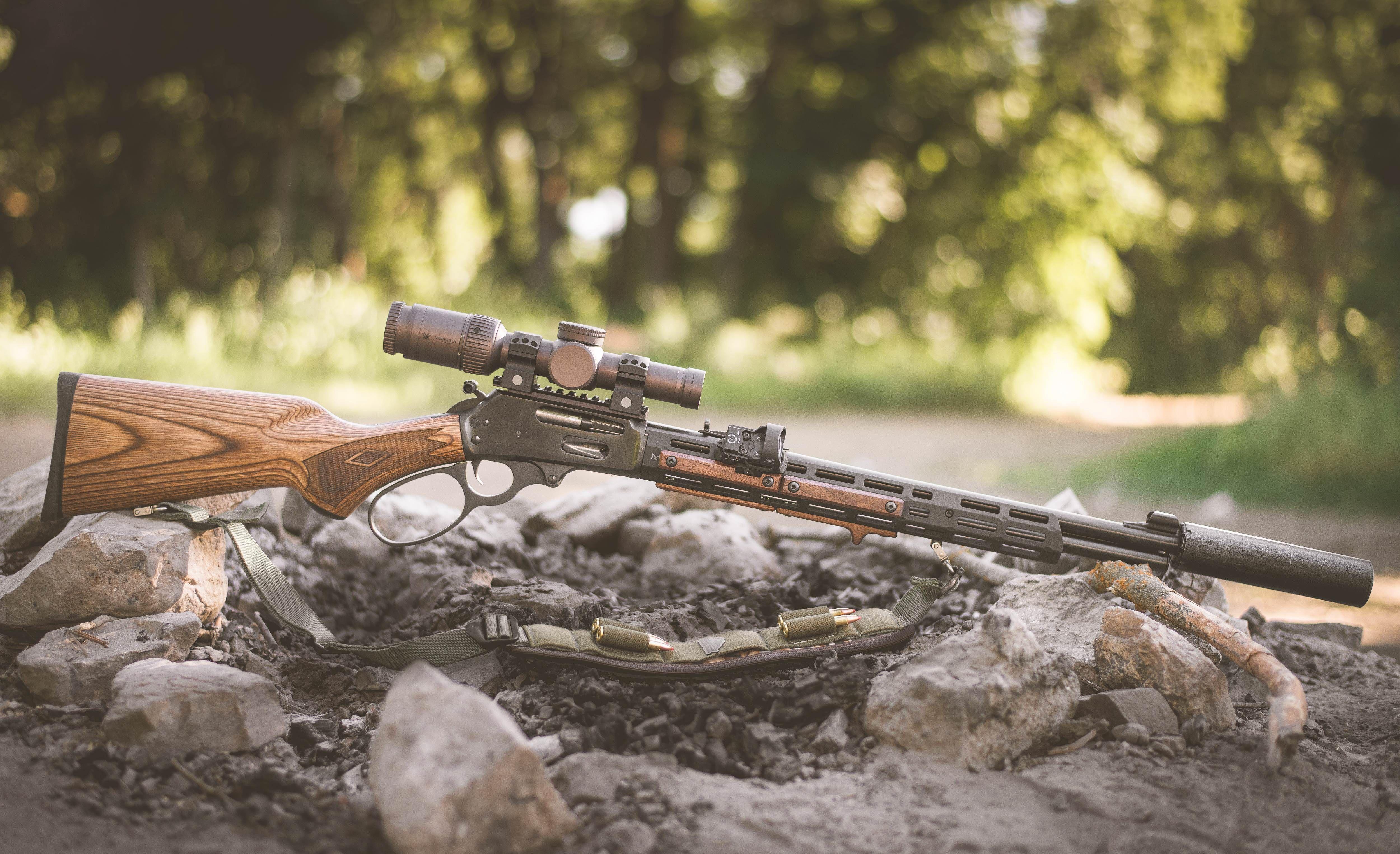 Pin by Erik Anderson on Guns   Guns, Lever action rifles