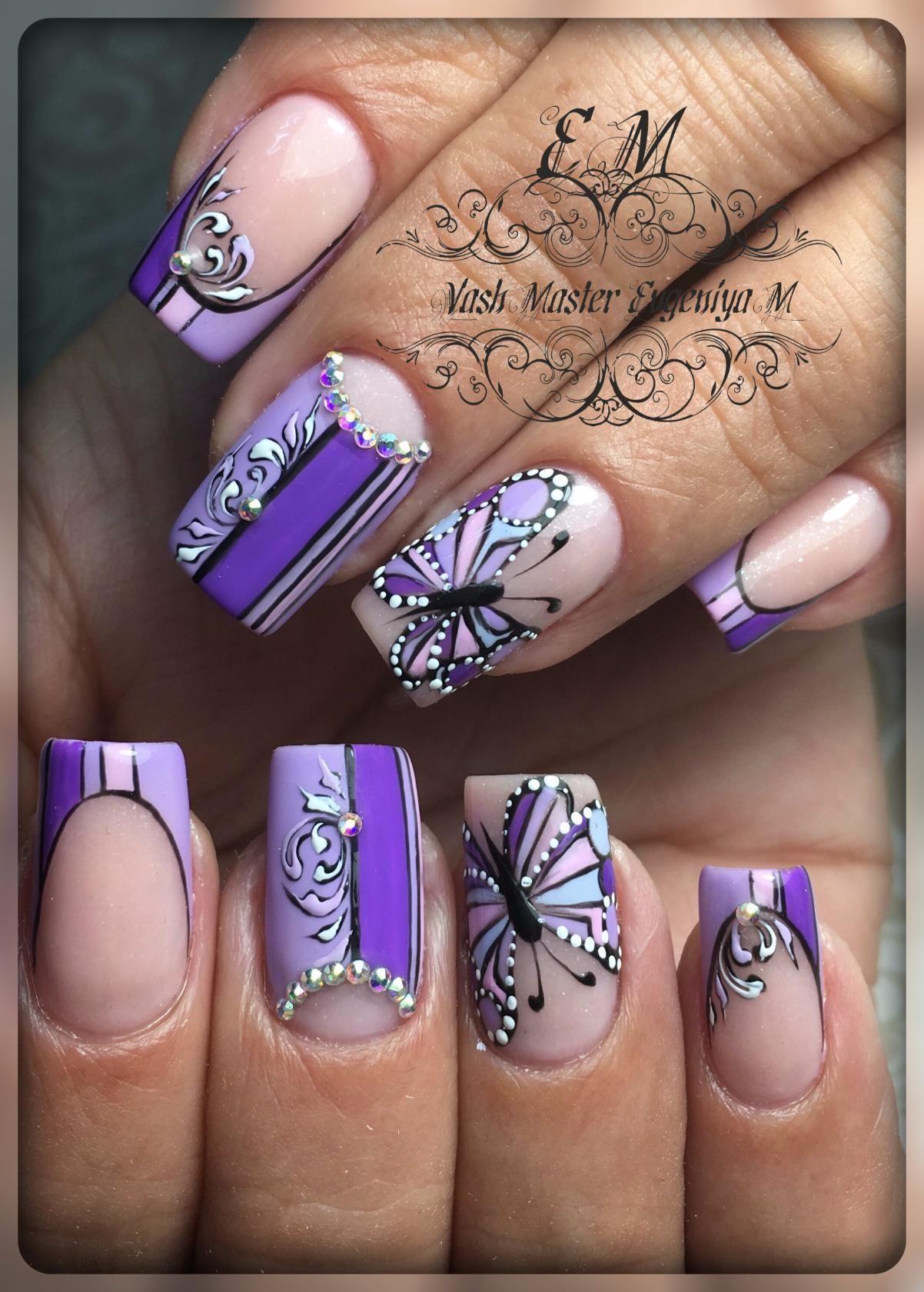 фотография Modele Unghii Flori In 2019 Nails Nail Designs Nail Art