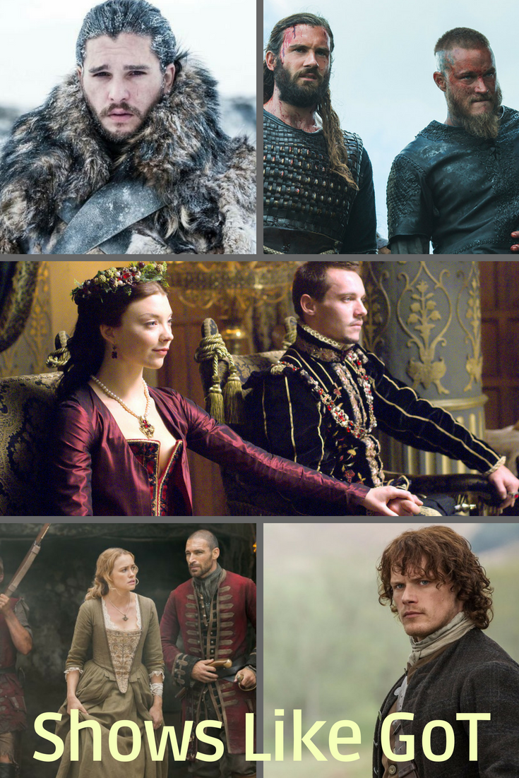 5 Shows Like Game Of Thrones Long Winter Pop Culture Throne