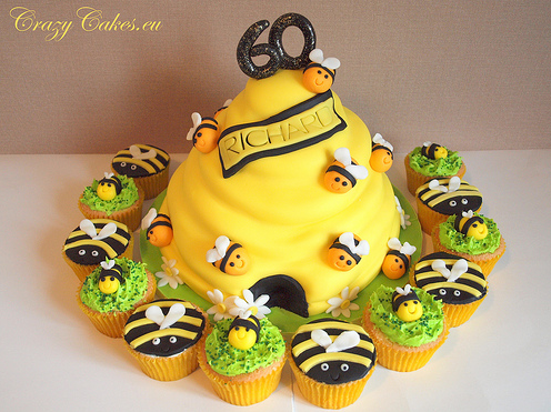 Bee Cakes And Cupcakes