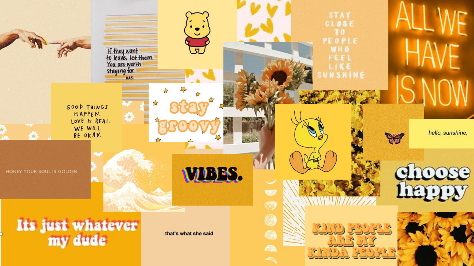 Aesthetic Wallpaper Laptop Yellow Aesthetic Wallpapers Wallpaper Backgrounds For Your Phone