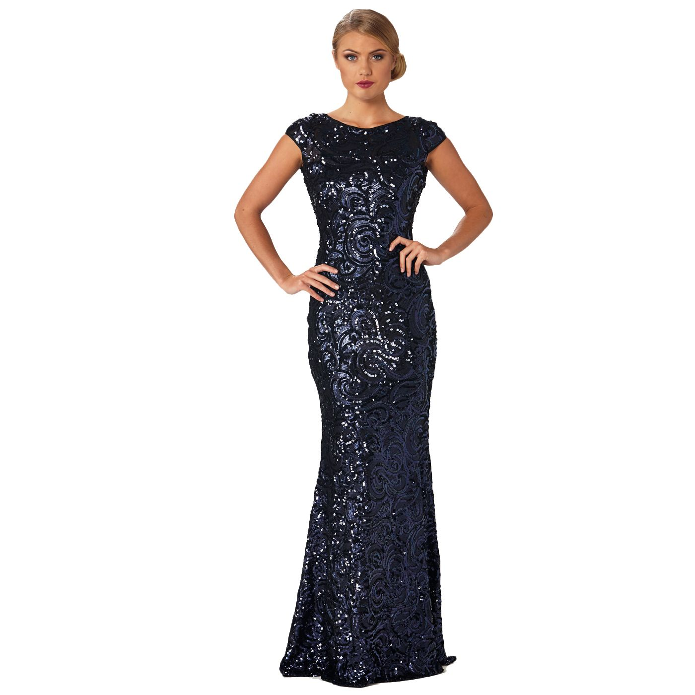 Evening gown details strapless evening dress silver sequin evening gown details strapless evening dress silver sequin detailing delicate sweet heart bust line the structured bust in four way stretch is ombrellifo Images