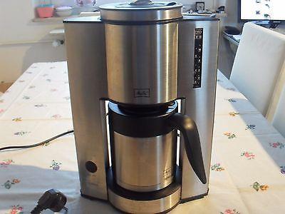Melitta Linea Unica Therm Kaffeemaschine - Thermoskanne - Topp - die besten küchengeräte