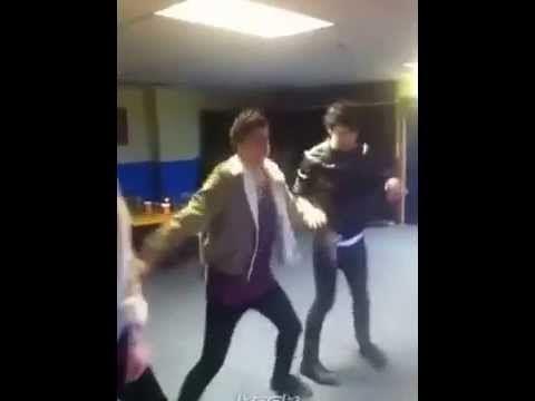5 Seconds Of Summer - Calum's Dance and new song | Calum