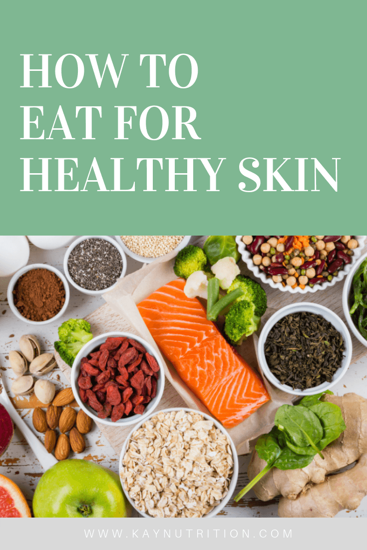 How to Eat for Healthy Skin