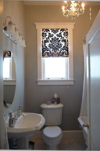 25 moderne Gardinen Ideen für Ihr Zuhause | Badezimmer ohne ...