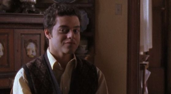 Rami Malek as 'Andy' in Gilmore Girls - Season 4/Episode 11 - In ...