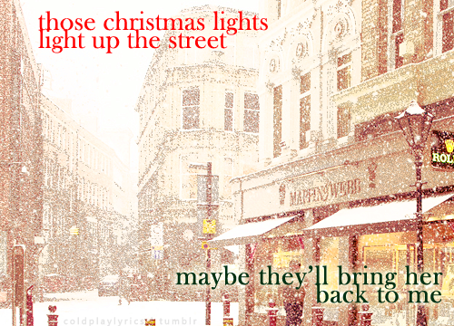 Christmas Music Quotes Yahoo Search Results Christmas Music Quotes Music Quotes Coldplay