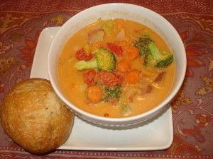 african peanut stew  from kate Towell