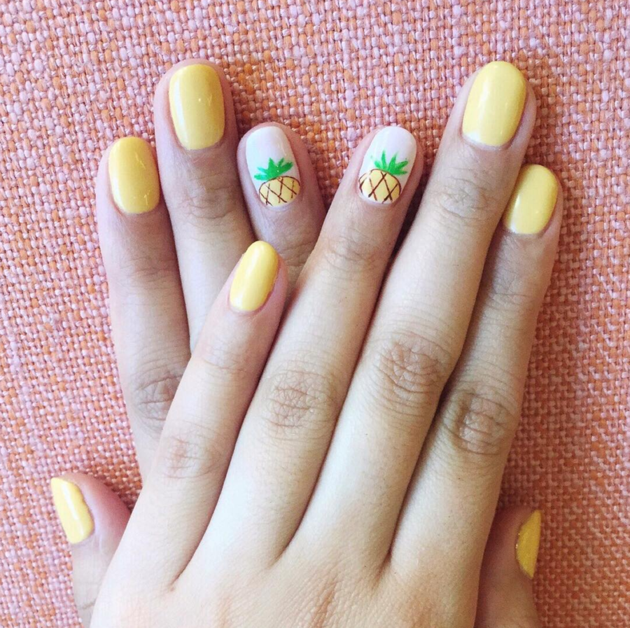 The Fruit-Themed Manicure is the Ultimate Summer Nail Trend The Fruit-Themed Manicure is the Ultimate Summer Nail Trend new pictures
