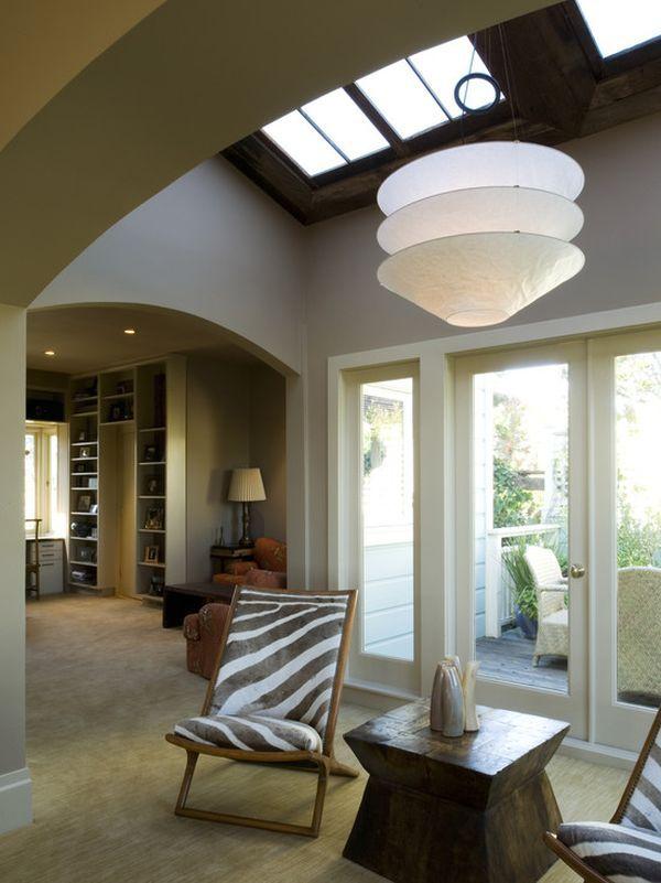 Zeitgenössische Beleuchtung Tipps für Ihr Wohnzimmer ...