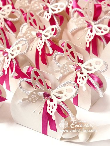 Butterfly favors arte pinterest favors butterfly and glass slipper - Butterfly themed baby shower favors ...