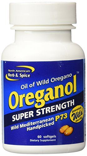 North American Herb And Spice Co Oreganol Super Strength Oil Of Wild Oregano 60 Softgels Per Bottle Pack Of 2 Continue To The Pr Herbs Spices North American