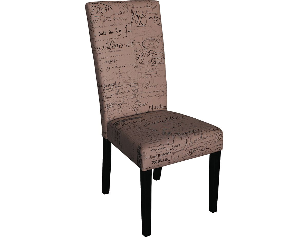 the brick dining room furniture | Script Chair - Brown, (DY6200SB) | The Brick | Dining room ...