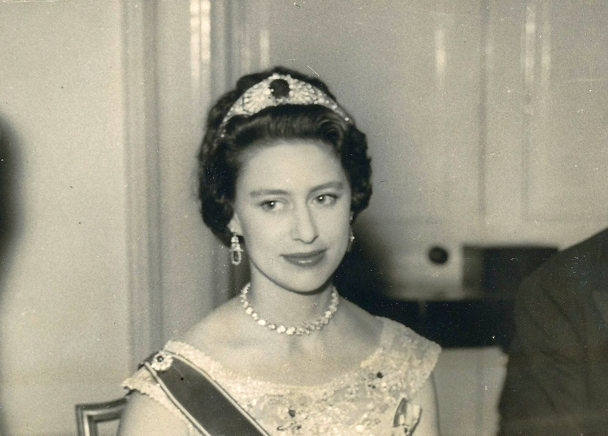 Next Up A Few Images Of Princess Margaret Wearing The