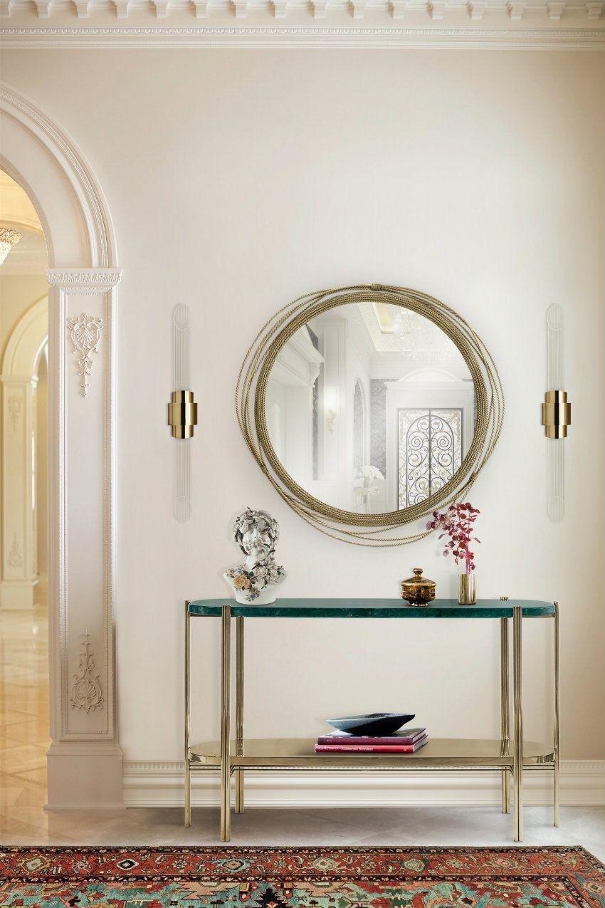 Haus-Dekor Inspirationen und Ideen mit Sommer trändige Farben