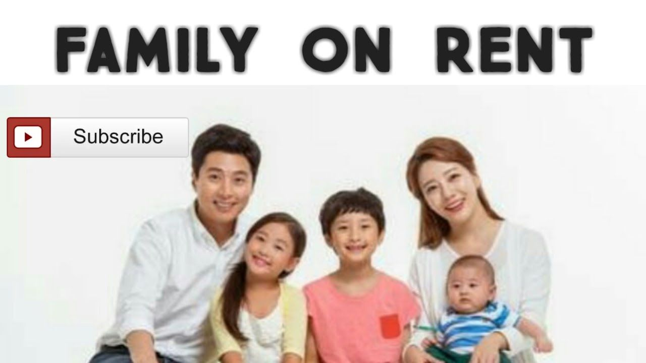 Rent A Family Japan S Rent A Family Industry Rent Japan Family