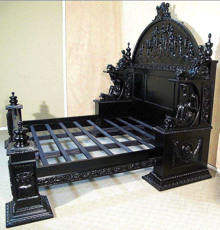 i could build this horrific finds pinterest gothik. Black Bedroom Furniture Sets. Home Design Ideas